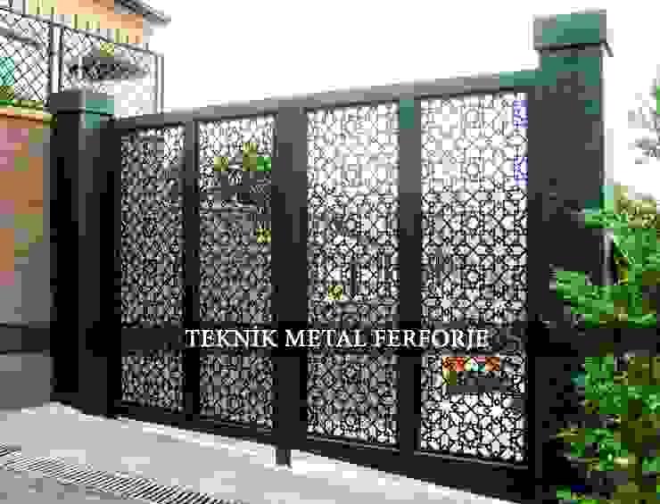 Modern Garden by Teknik Metal Ferforje Modern
