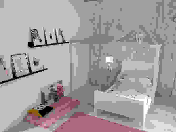 Projet 3D chambre d'enfant par C'LID INTERIEURE Moderne