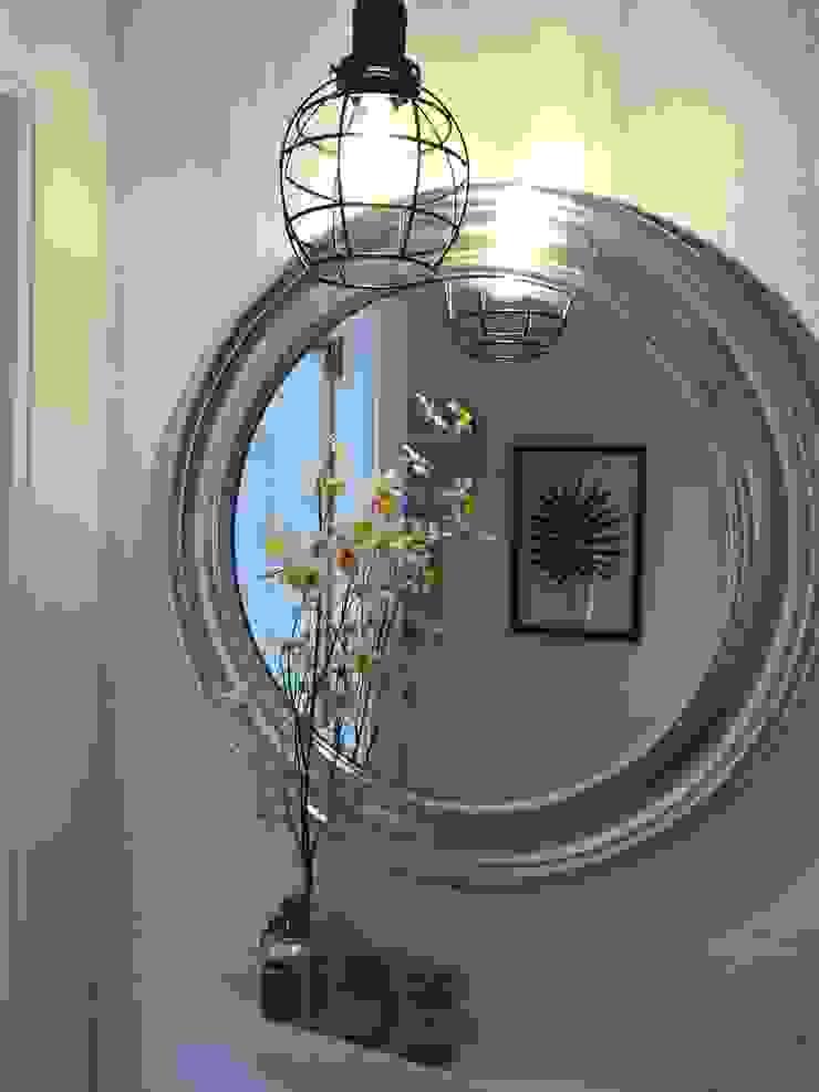 Espejo de presentación de A interiorismo by Maria Andes