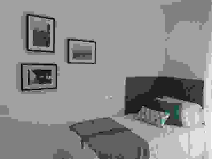Restyling dormitorio auxiliar de A interiorismo by Maria Andes
