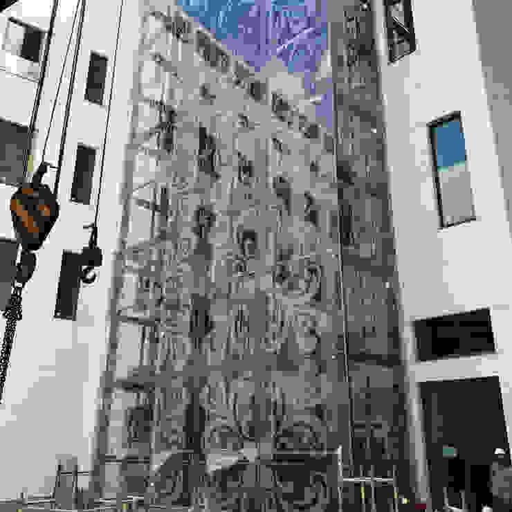 Vidriera del Cardoner Modern hotels Glass
