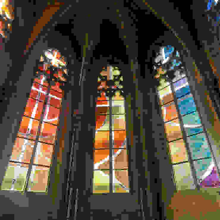Vidriera del Cardoner Classic windows & doors Glass