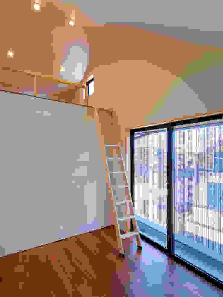 設計事務所アーキプレイス Small bedroom White