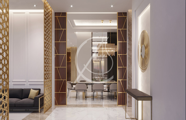 Luxury New Classic Home Interior Design Homify