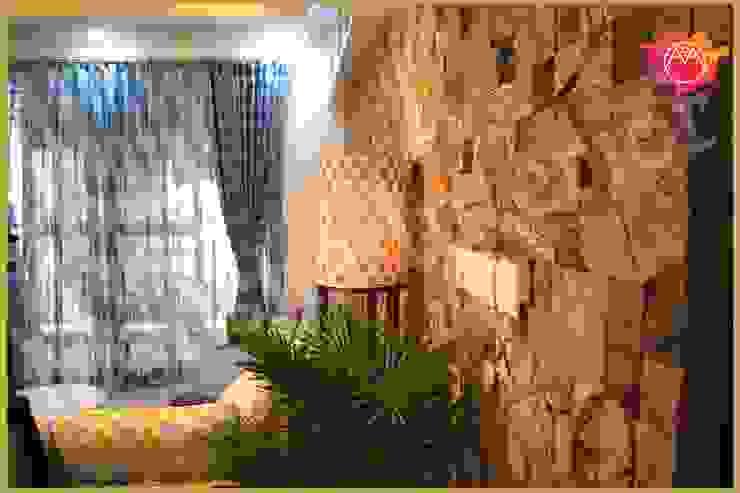 Living Area! Modern living room by Mansha Interior Modern