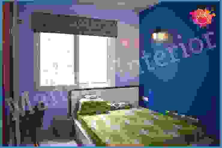 Bed Room! Modern style bedroom by Mansha Interior Modern
