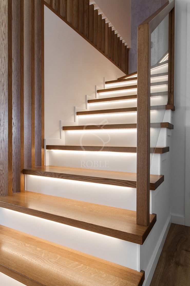 Roble Stairs