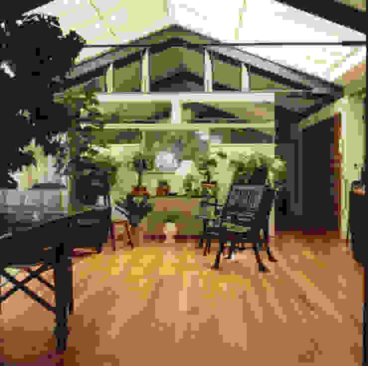 Arch+ Studio Living room Wood Green