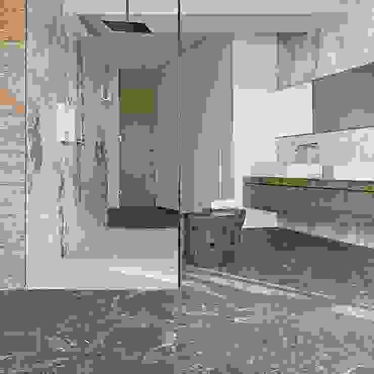 Linea Edile srl Modern bathroom
