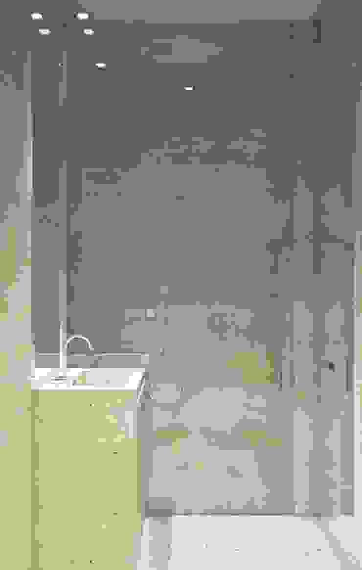 Arch+ Studio Modern bathroom White