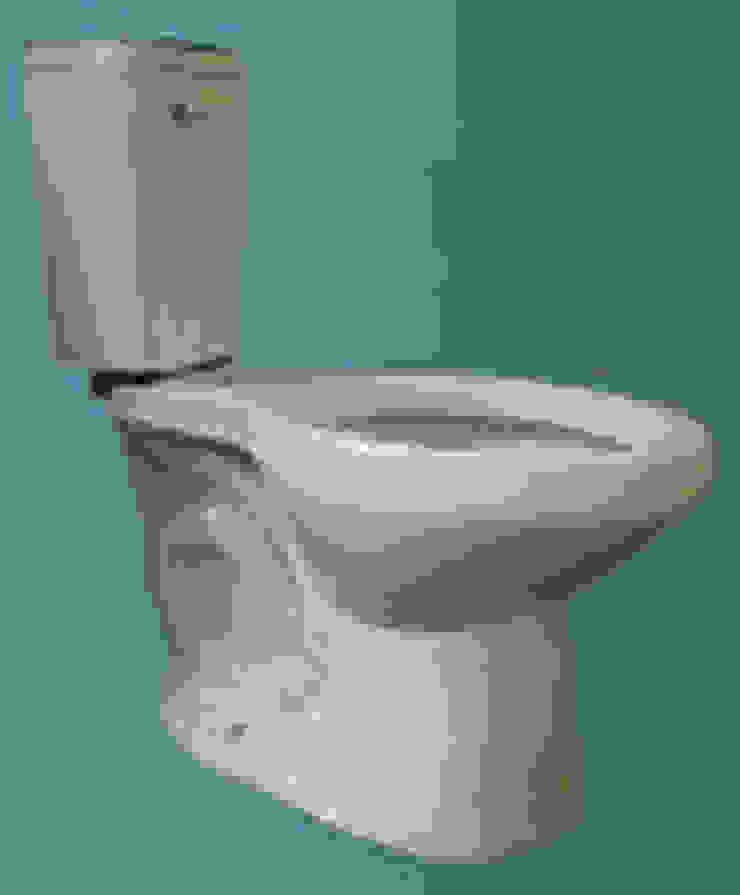 Industrias Makech SA de CV BathroomToilets Pottery White