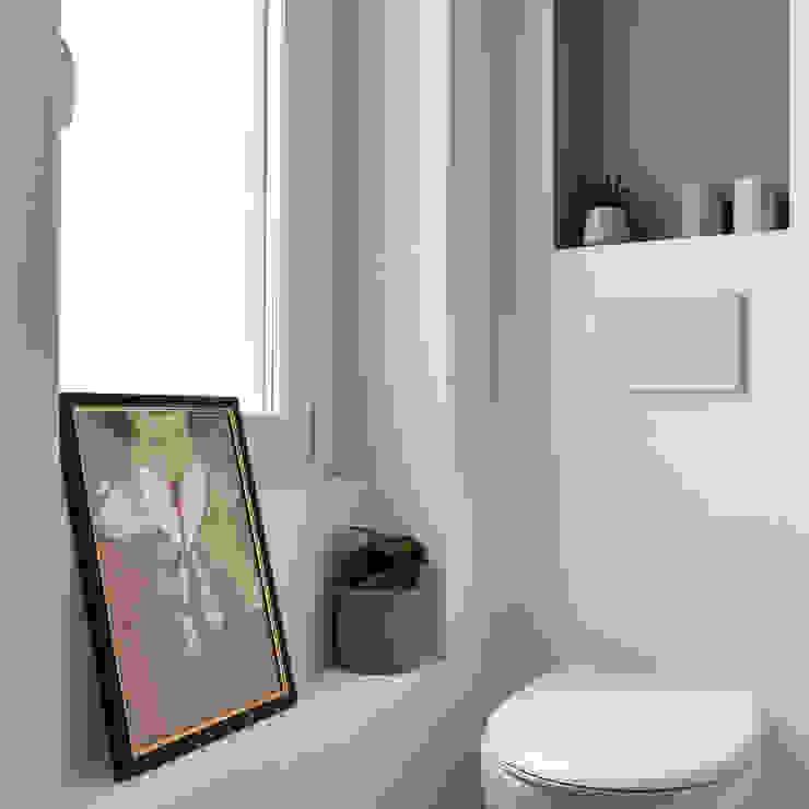 bagno verde Bagno eclettico di Lascia la Scia S.n.c. Eclettico