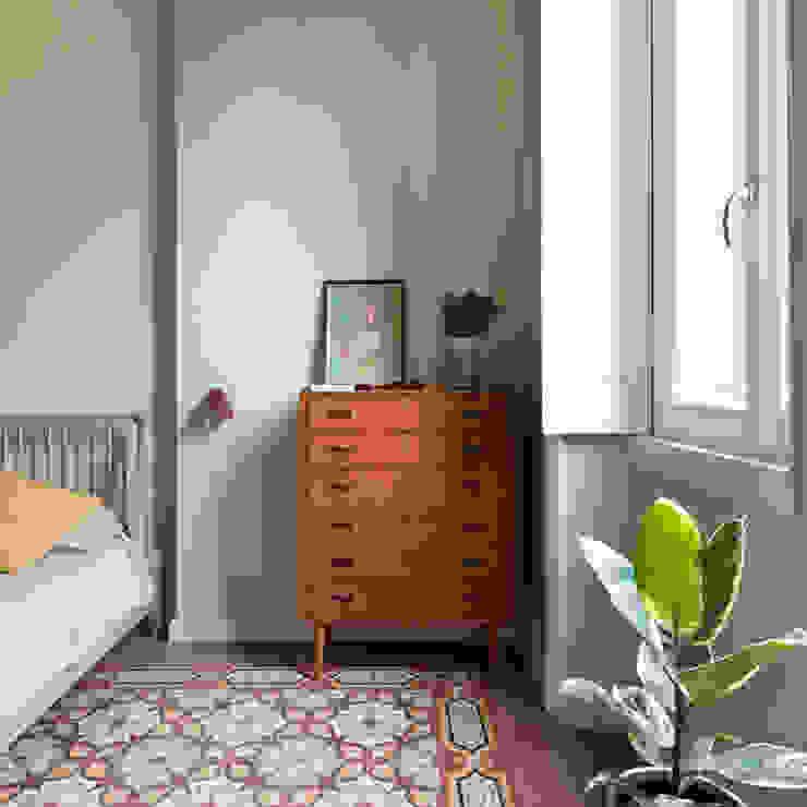 camera da letto vintage di Lascia la Scia S.n.c. Eclettico