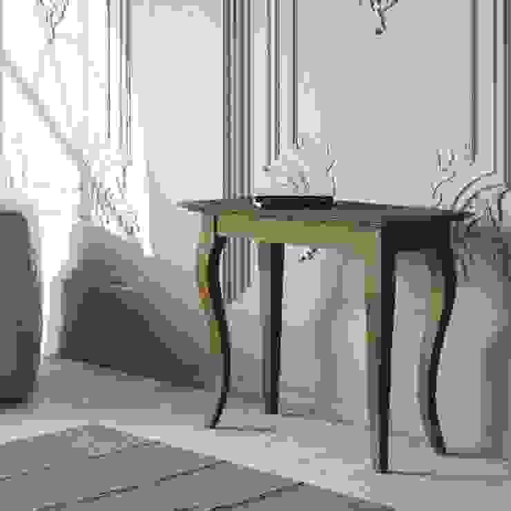 Bassano itamoby Ingresso, Corridoio & Scale in stile classico Legno Effetto legno