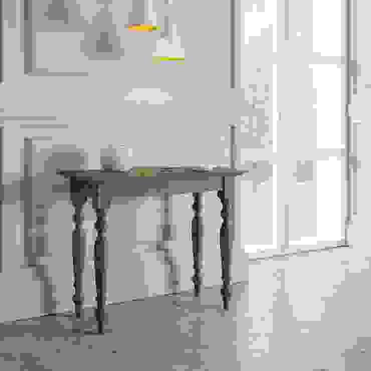 Bologna itamoby Sala da pranzo in stile classico Legno Effetto legno