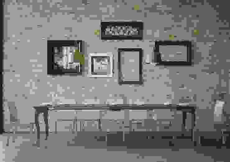 Olanda itamoby Sala da pranzo in stile classico Legno Effetto legno