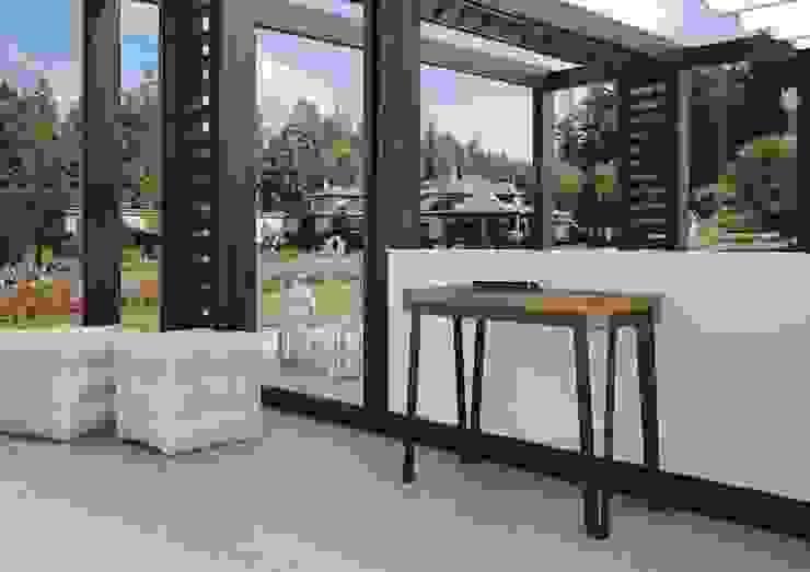 itamoby Balcony Wood Wood effect