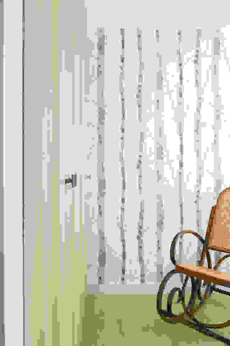 itta estudio Scandinavian style bedroom