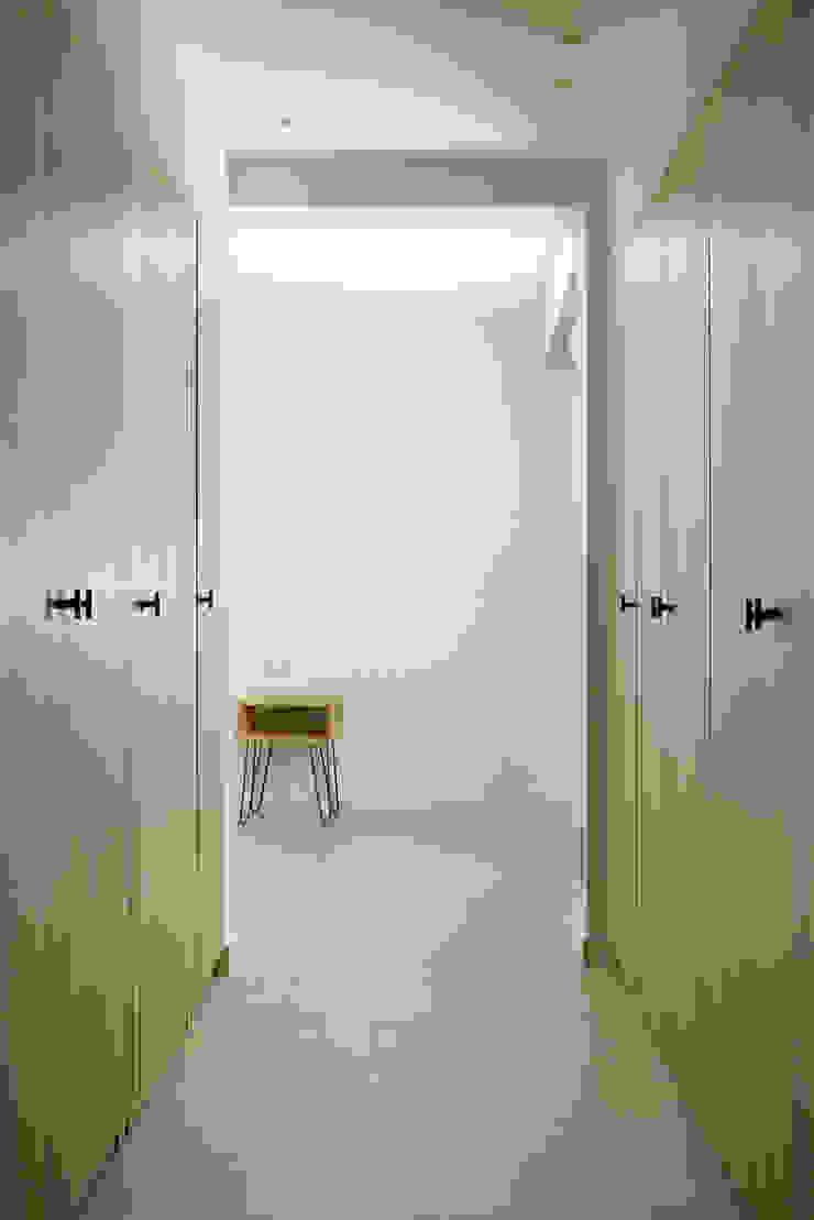 itta estudio Scandinavian style dressing rooms