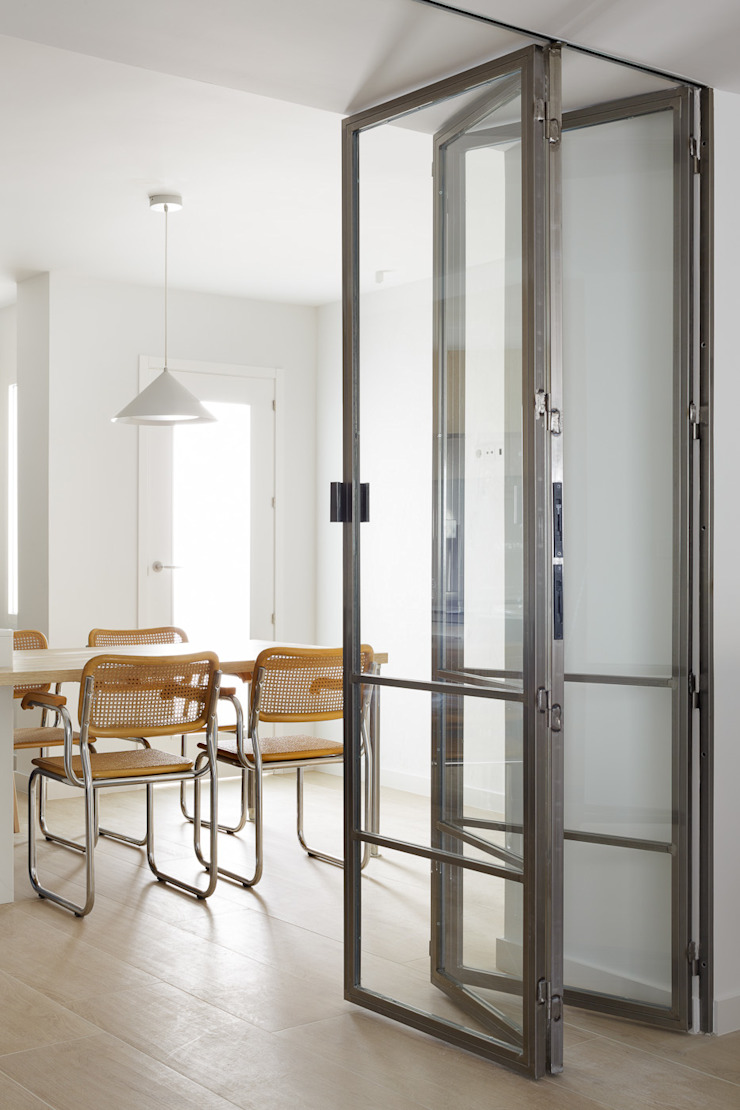 itta estudio Industrial style kitchen