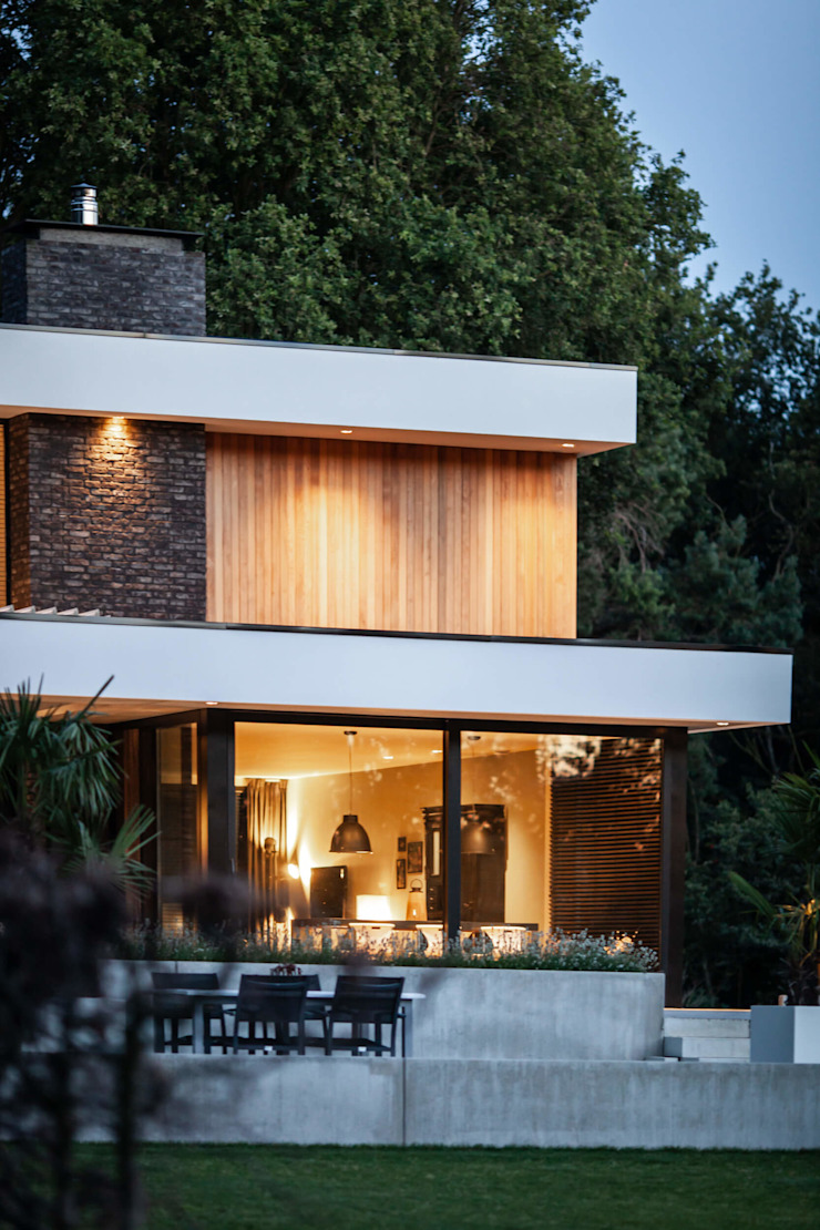 Modern villa Bob Romijnders Architectuur + Interieur