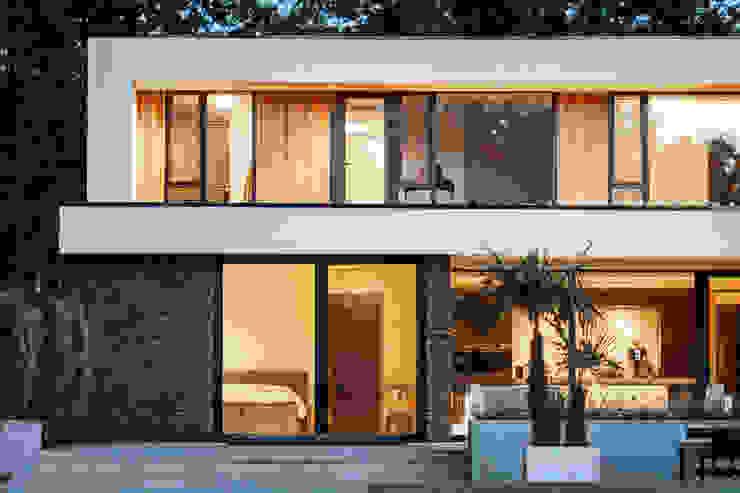 Modern villa detail Bob Romijnders Architectuur + Interieur
