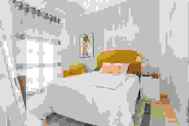 Dormitorio principal Dormitorios de estilo moderno de IMPATTO Moderno