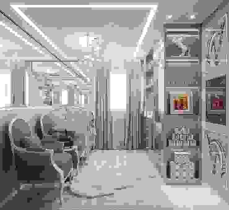Quarto de Bebê Camila Pimenta | Arquitetura + Interiores Quartos de bebê Madeira Cinza