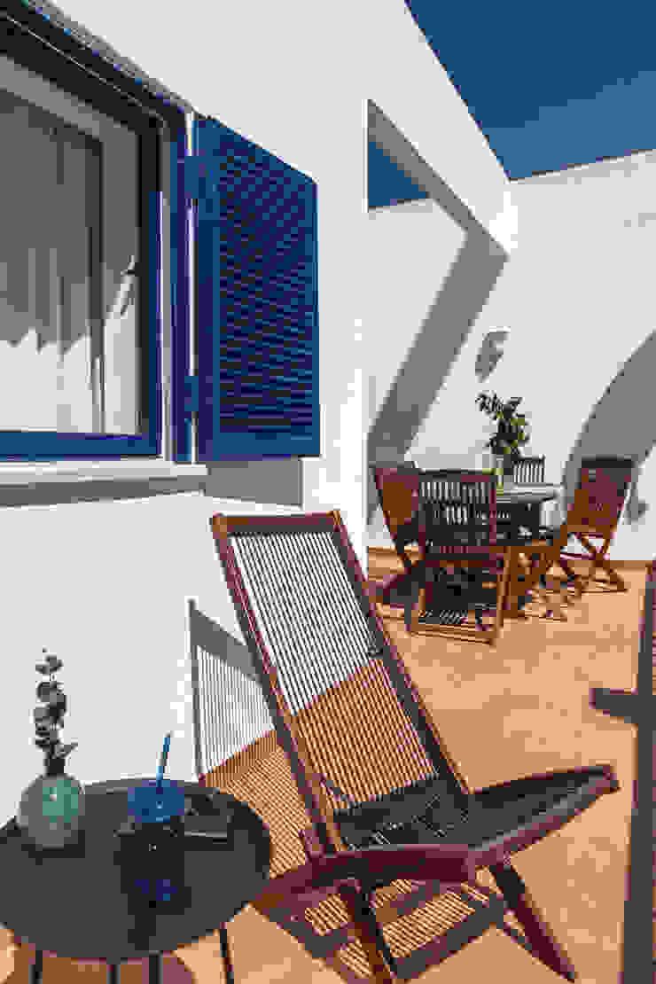 Hoost - Home Staging Балкони, веранди & тераси Меблі