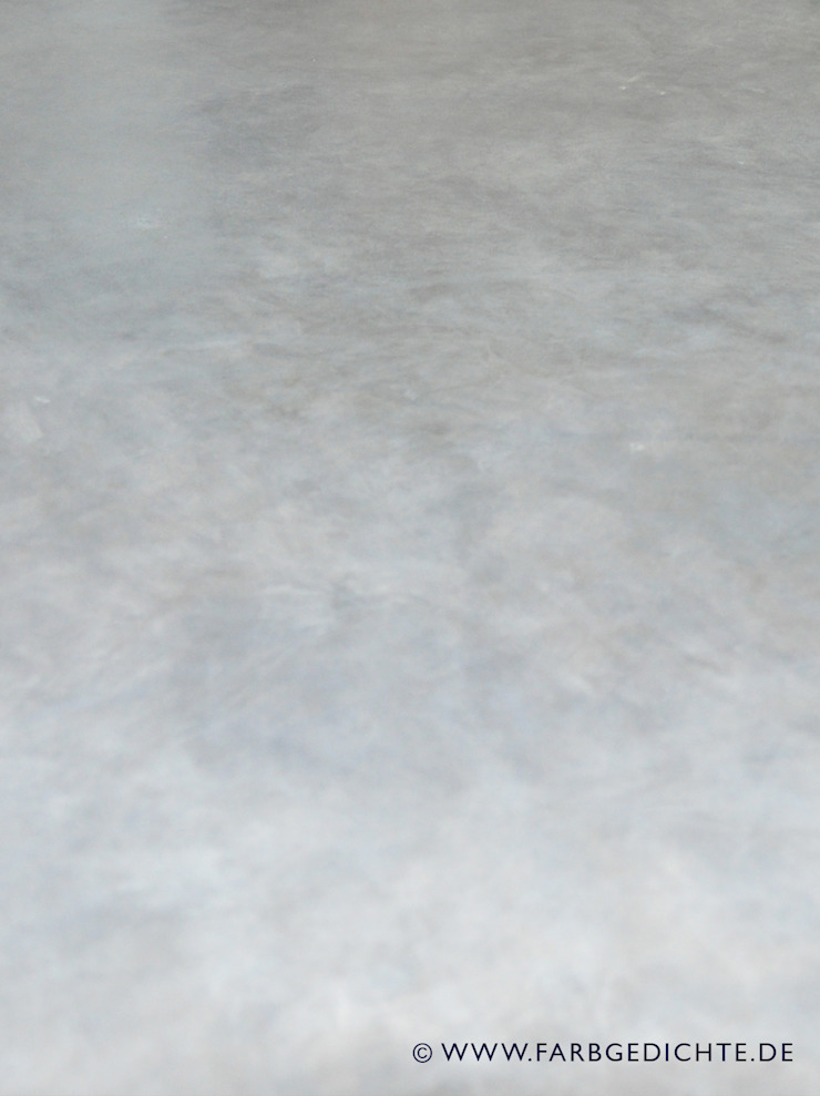 Fugenloser Boden – Spachtelboden Francoise Eichhorst Boden
