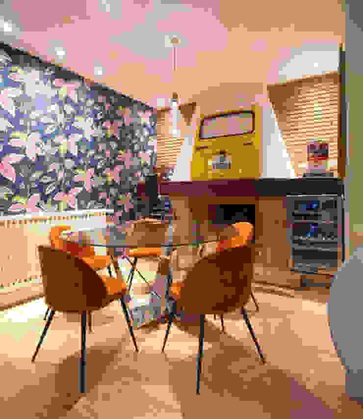 Spazio Vbobilbao 现代客厅設計點子、靈感 & 圖片