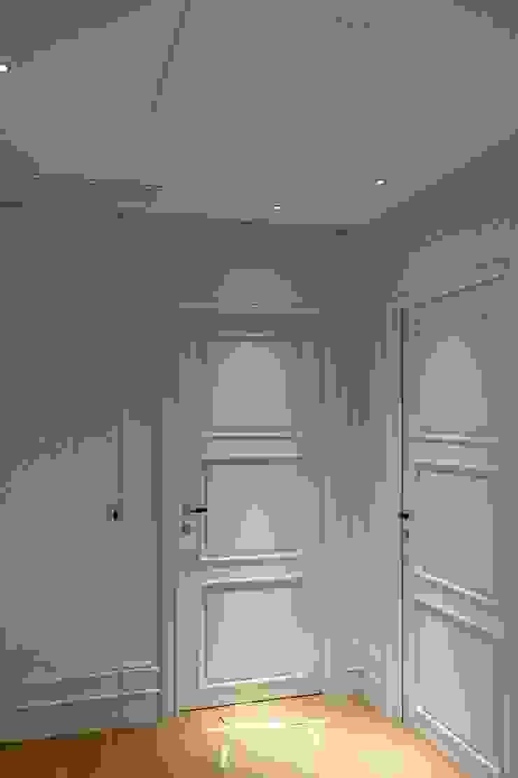 Spazio Vbobilbao 現代風玄關、走廊與階梯