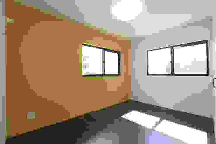 寝室① Style Create 小さな寝室 黄色