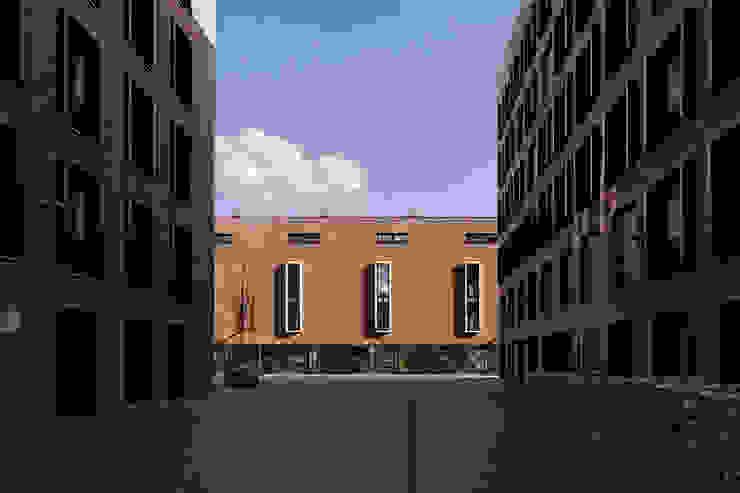 Woon / Werkwoningen Ceramique Maastricht van Verheij Architecten BNA Modern