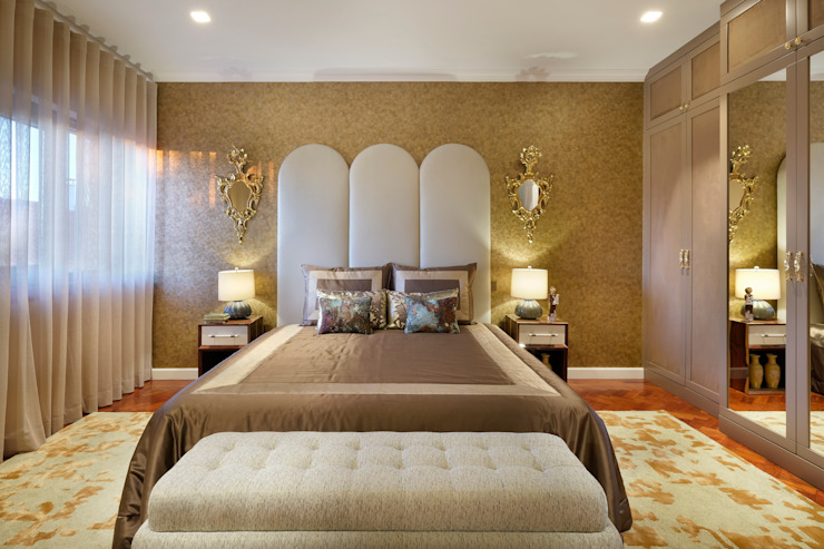 OMNU_Creative Houses Classic style bedroom