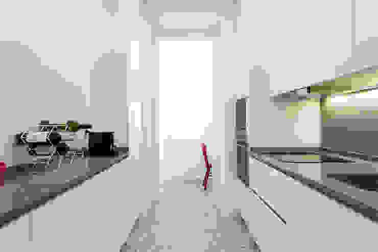 Cozinha - acessórios decorativos por homify Moderno