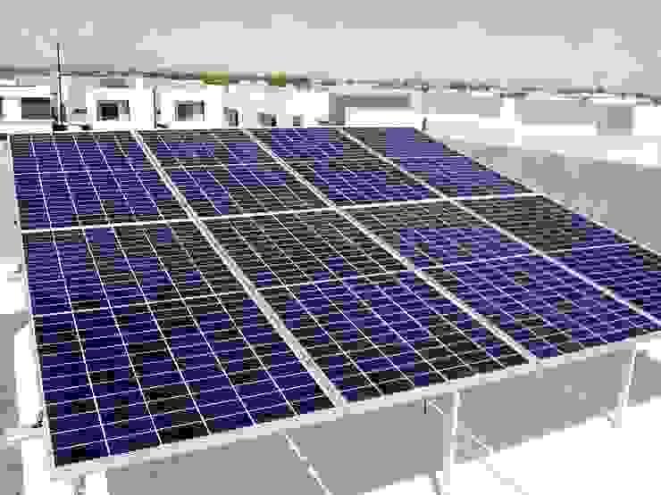 ESPECIALISTAS EN ENERGÍA SOLAR SOLAR MX INSTALACIÓN DE PANELES SOLARES Dach