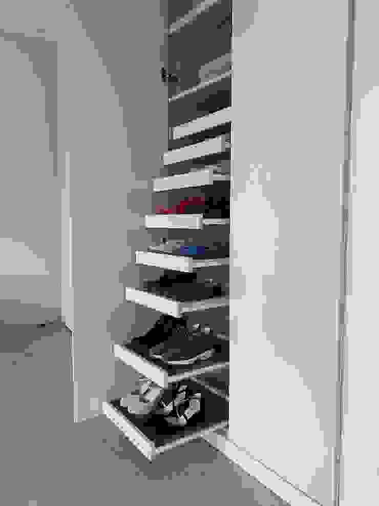 Bergo Arredi Corridor, hallway & stairs Clothes hooks & stands