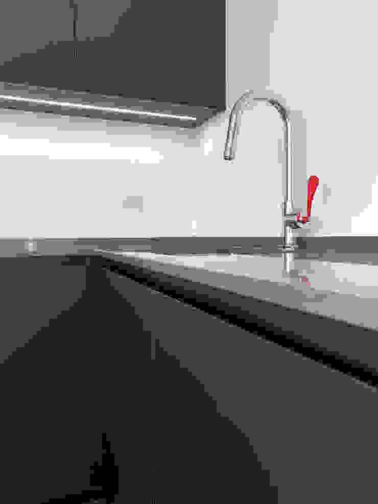 Bergo Arredi Built-in kitchens Black