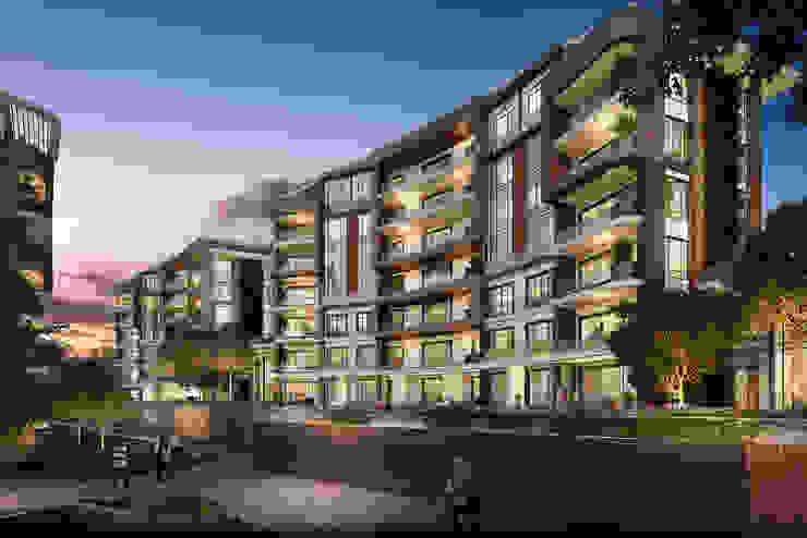 Zeray İnşaat A.Ş. Habitats collectifs