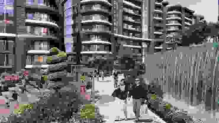 Zeray İnşaat A.Ş. Taman Modern