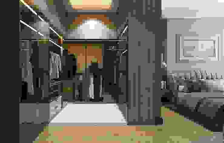Meva Anadolu Zeray İnşaat A.Ş. Modern Dressing Room