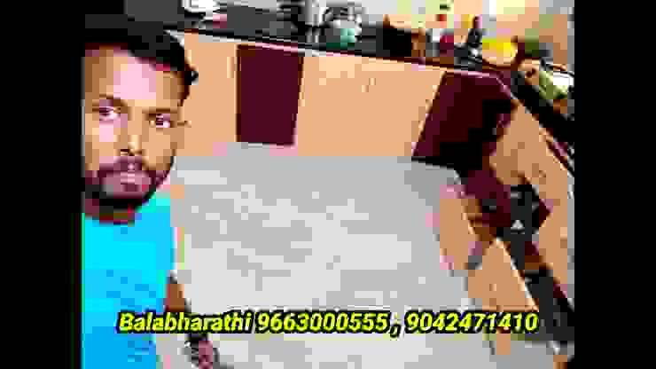 balabharathi pvc interior design CocinaAlmacenamiento y despensa Plástico Acabado en madera