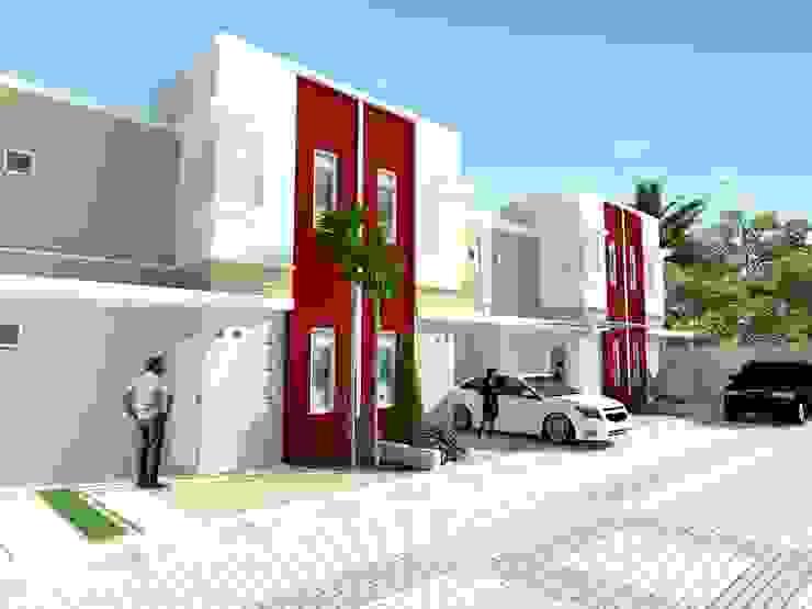 Villa Bagas Mahan Lampung Oleh Code ArchitecTeam Studio