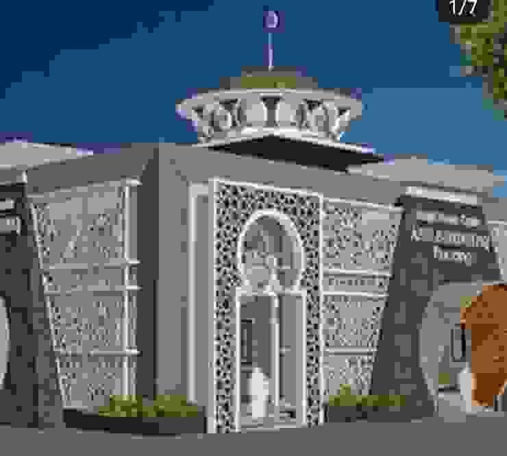 Fasade Masjid Alfaiz Design