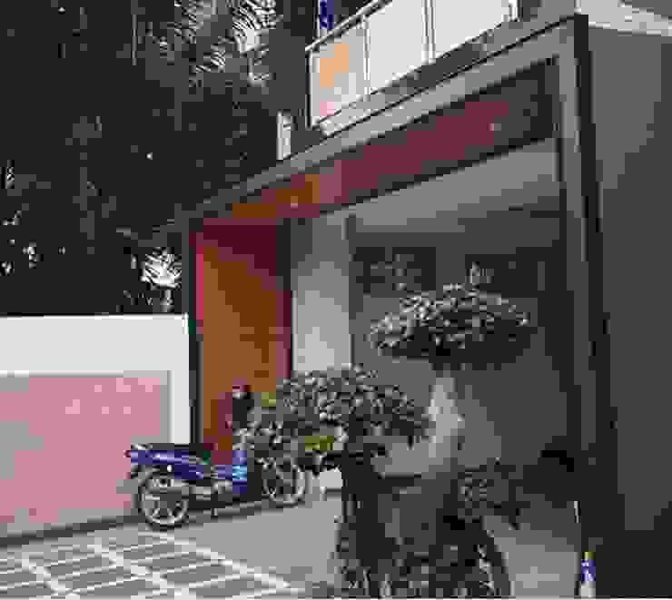 Alfaiz Design بلكونة أو شرفة بلاستيك Brown