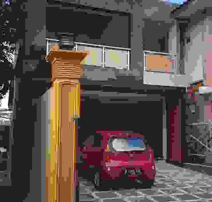 Alfaiz Design شرفة حجر Black
