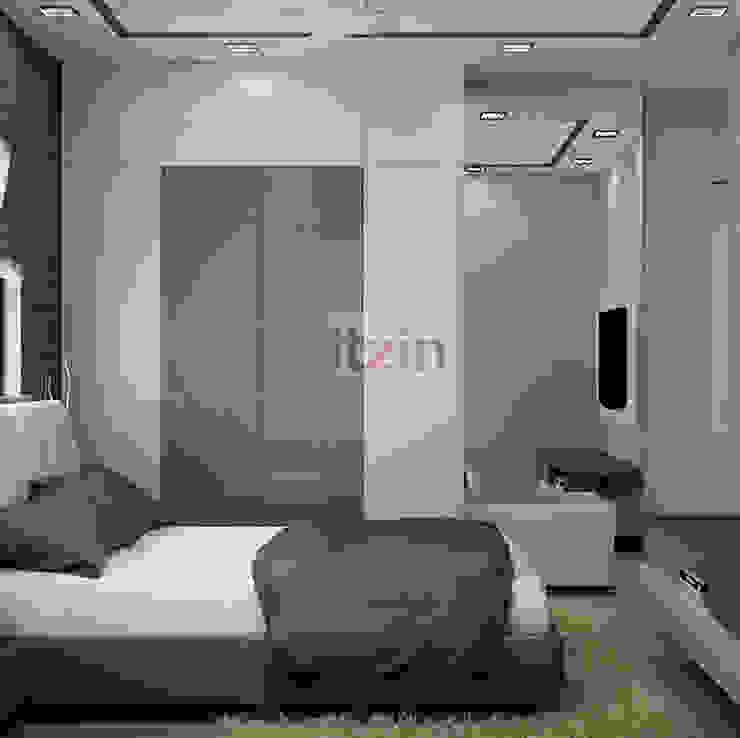 Bedroom 1 Itzin World Designs Modern style bedroom