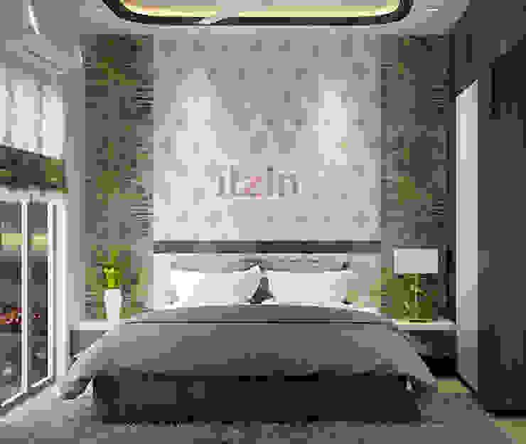 Bedroom 3 Itzin World Designs Modern style bedroom