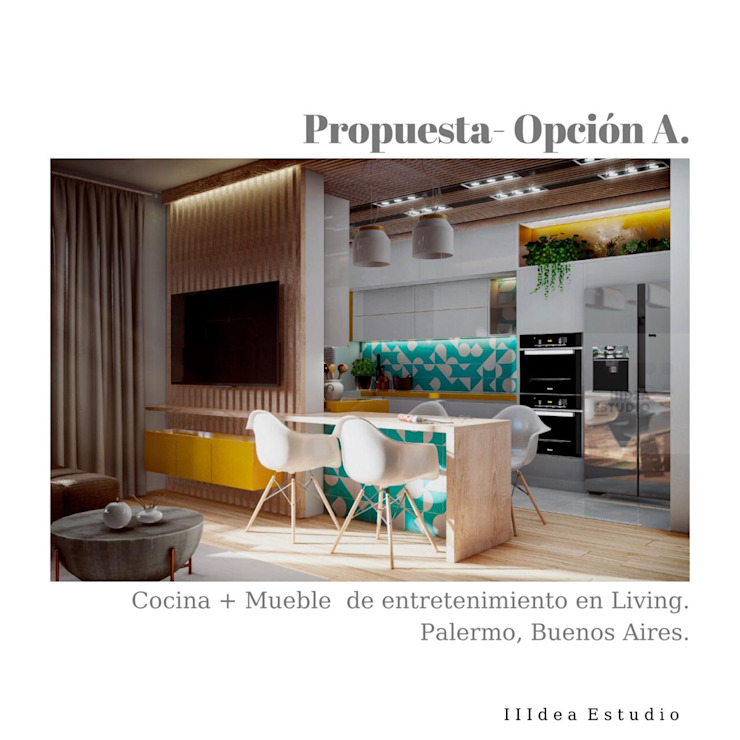 palermo / argentina clientes Marrufos IIIdea Estudio